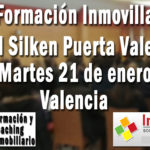 Próxima formación Inmovilla: Valencia 21 de enero