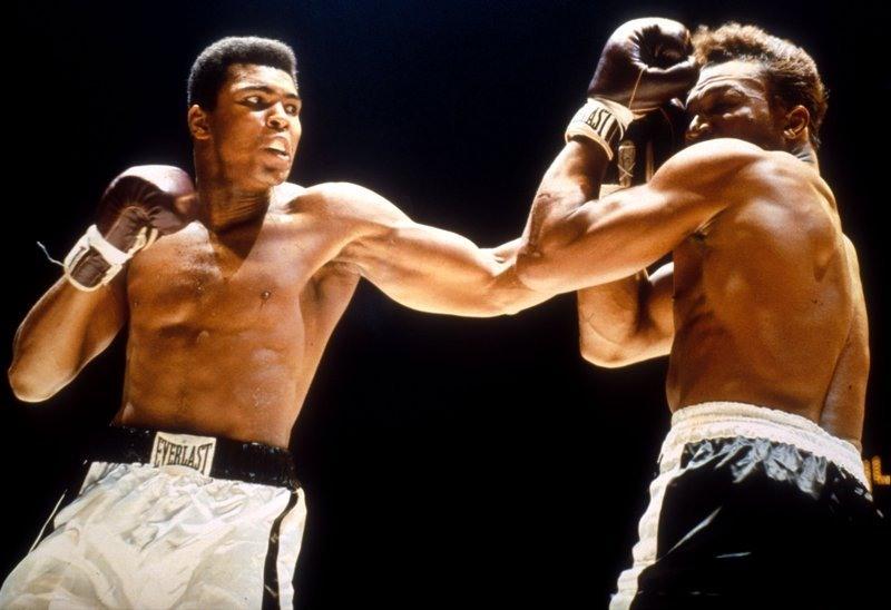 Metodología, planificación y estrategia en Muhammad Ali