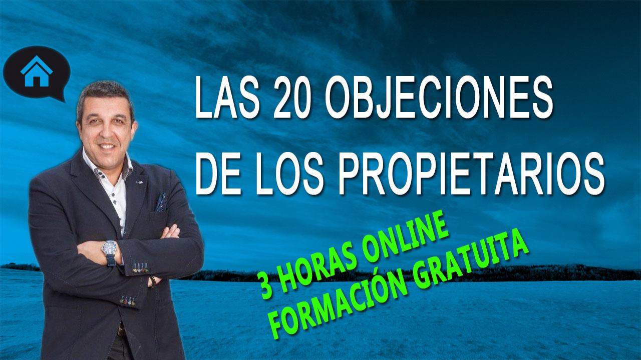 Angel GIl: Las 20 objeciones de los propietarios